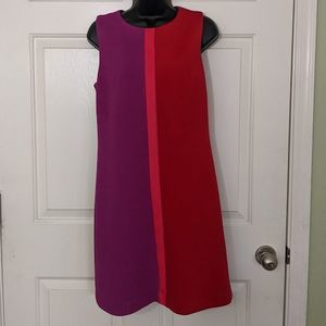 Betsey Johnson Colorblock Dress